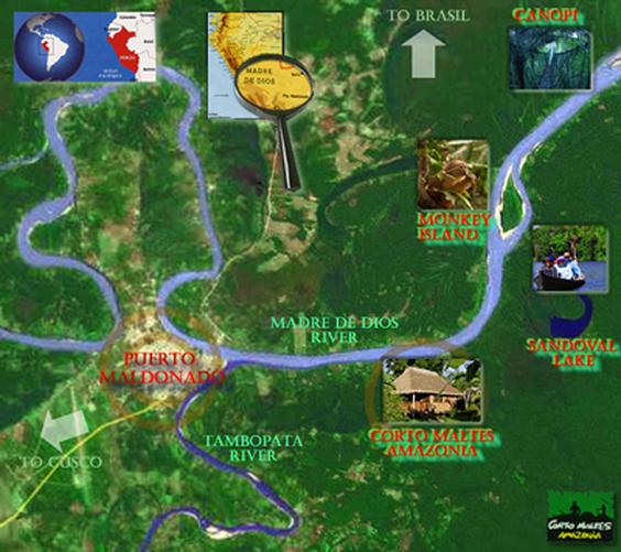 corto-maltes-lodge-3-days-map