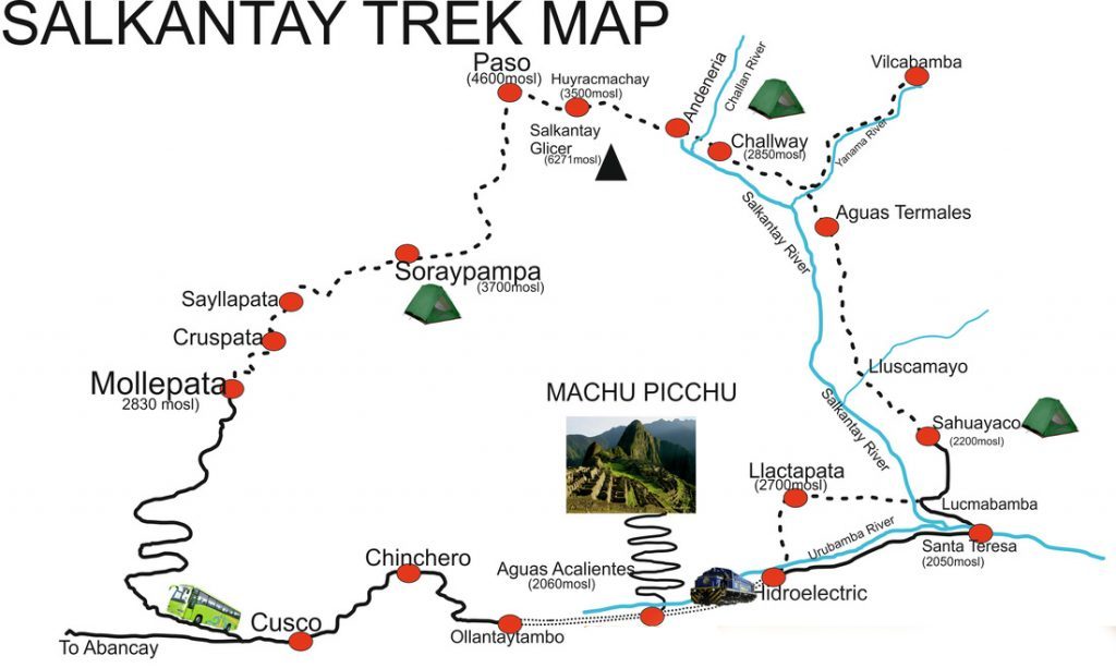 salkantay-trek-5-days-map