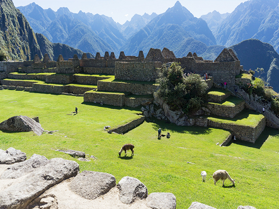 Ways to Machu Picchu - the famous Inca Citadel