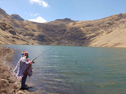 Fishing Tour Quinsa Cocha
